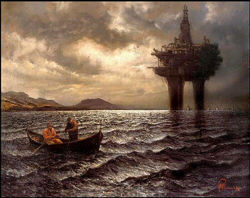 Olje og fisk