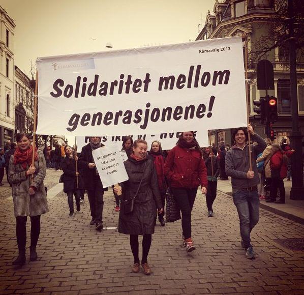 solidaritet mellom generasjonene