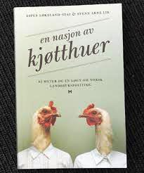 Forfatteren ga i 2012 ut en debattbok om norsk landbruk (Manifest forlag)