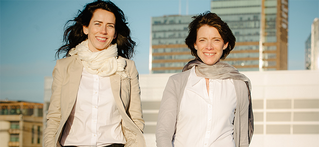 Prosjektlederne for cCHANGE Challenge er Karen O'Brien og Linda Sygna