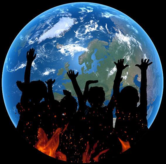 «Vi kan ikke fortvile over menneskeheten, for vi er selv mennesker.» Albert Einstein