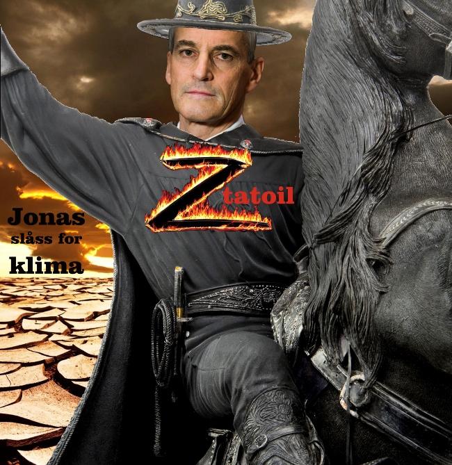 Kor e alle helter hen? Stå opp igjen, Zorro kom tilbake Kem ska redde verden no? Jan Eggum