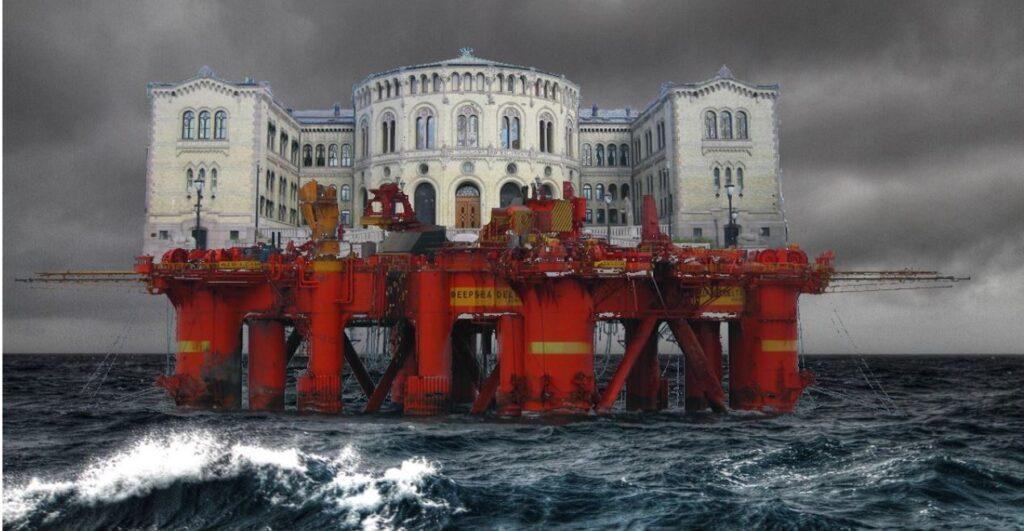 «Før hadde vi en stat som eide et oljeselskap. Nå har vi et oljeselskap som har en stat.» Johan Galtung