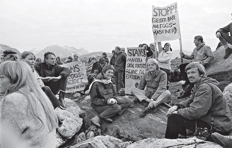 I 1970 la Mardøla-aksjonen i Eikesdalsfjella grunnlaget for den moderne norske miljøbevegelsen. Mer enn 40 år seinere er kampen mellom vekst og vern fortsatt den samme, mener Per Aunet.