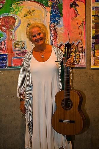 Birgitte stående