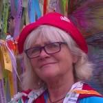 Kirsten med hatt