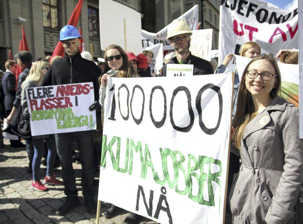 demo mai Bergen