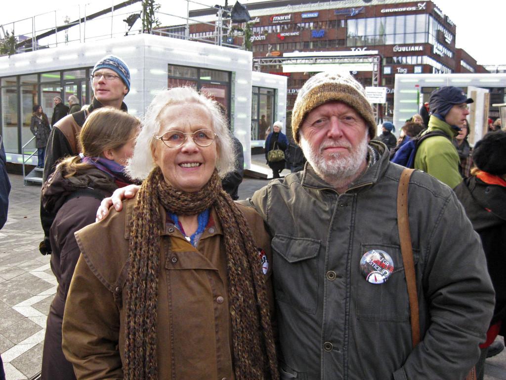 Sammen på klimaseilas o København 2009