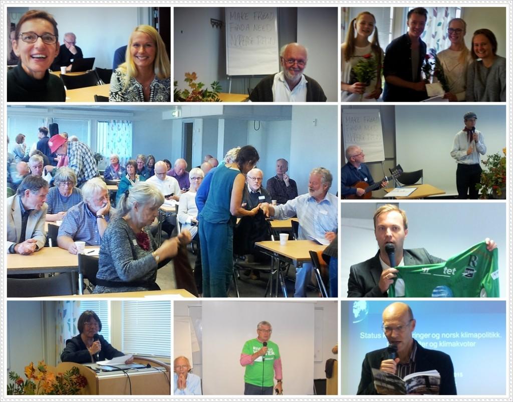 Fra BKAs årsmøte i Skien 2015, med Grenlands-laget som vertskap. 70 deltakere fra hele landet. Foto: Anna Ramsvik