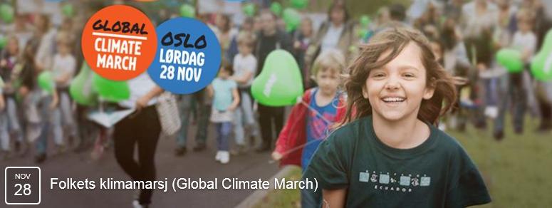 Folkets klimamarsj fb