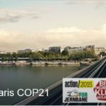 MOBILISATIONS CITOYENNES POUR LE CLIMAT: Det norske klimatoget er et samarbeidsprosjekt mellom NSB og flere frivillige organisasjoner.
