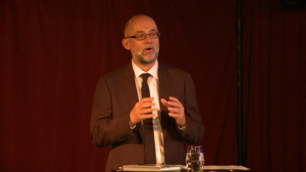 Anders Bjartnes er redaktør i det innflytelsesrike nettmagasinet Energi og Klima.