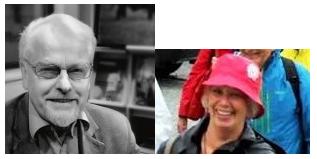 Fredag 21. januar holder Gunnar Kvåle foredrag under Klimafestivalen på Bømlo i Sunnhordland, sammen med Thelma Kraft som er leder i Besteforeldrenes klimaaksjon i Bergen/Hordaland.