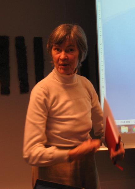 Linda Parr er leder i Oslo-laget.