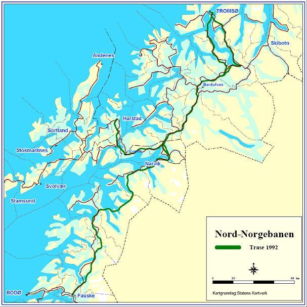 Nord-norgebanen