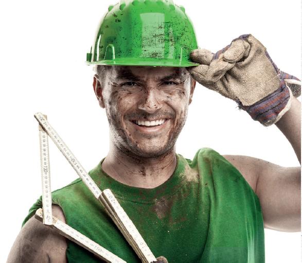 grønn arbeider