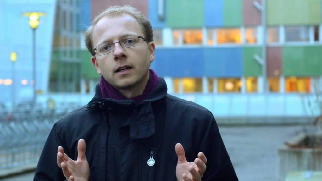 Bjørn Samset, fysiker og fagformidler, forsker ved CICERO Senter for klimaforskning