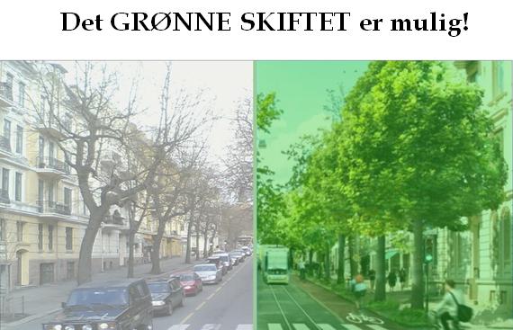 grønne skifte mulig