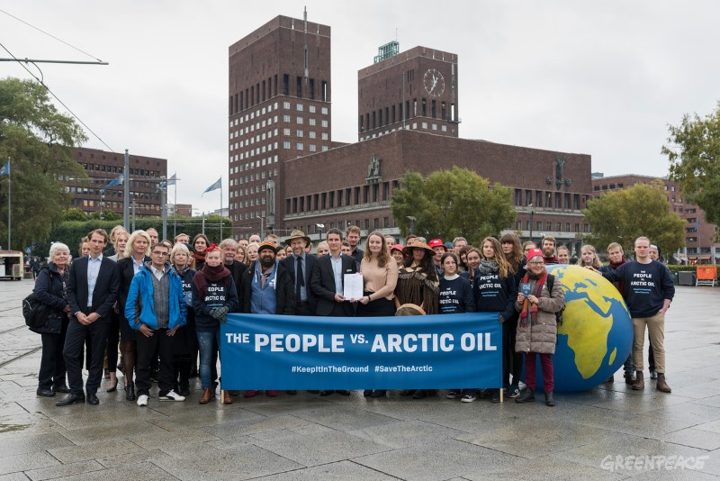 The People vs Arctic Oil: Historic Lawsuit against Arctic Oil in Oslo