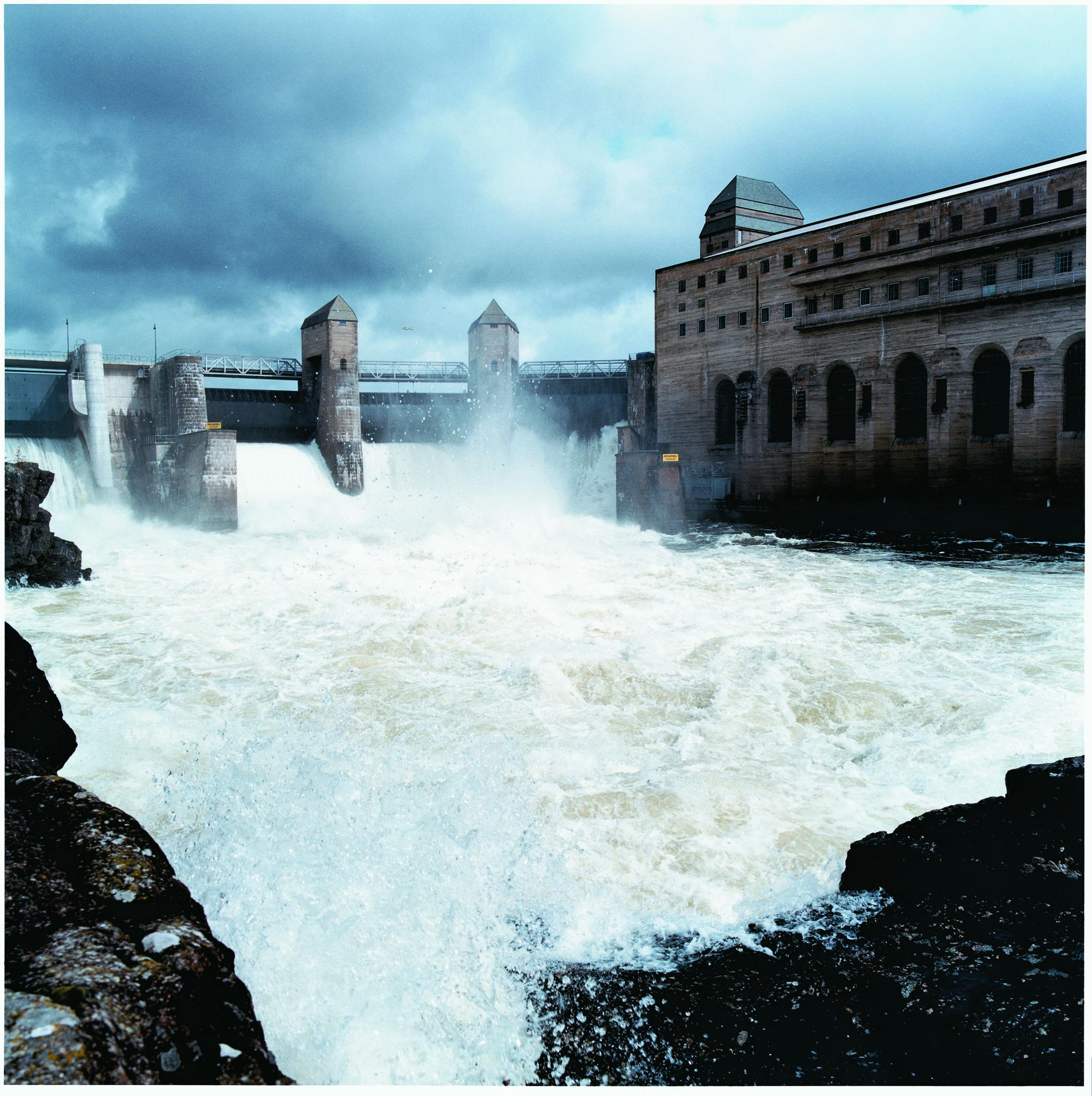 vannkraft