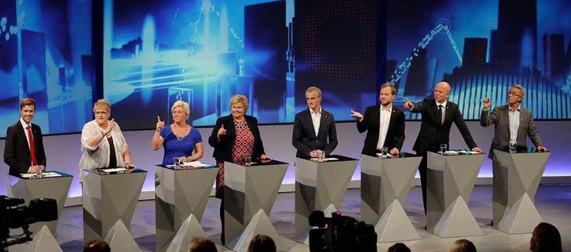 Partilederdebatt 2