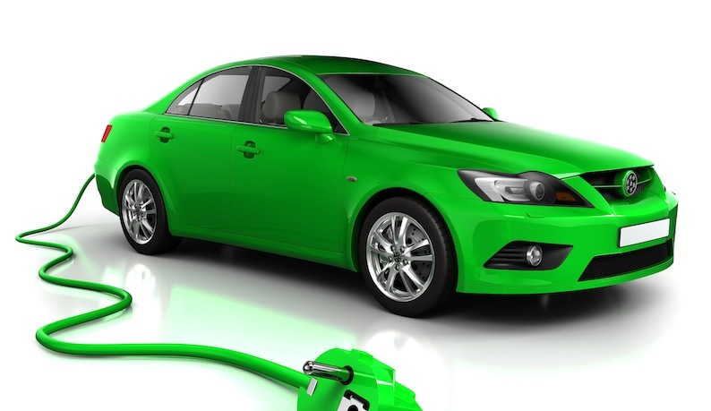 elbil grønn