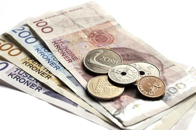 KAF-penger bilde