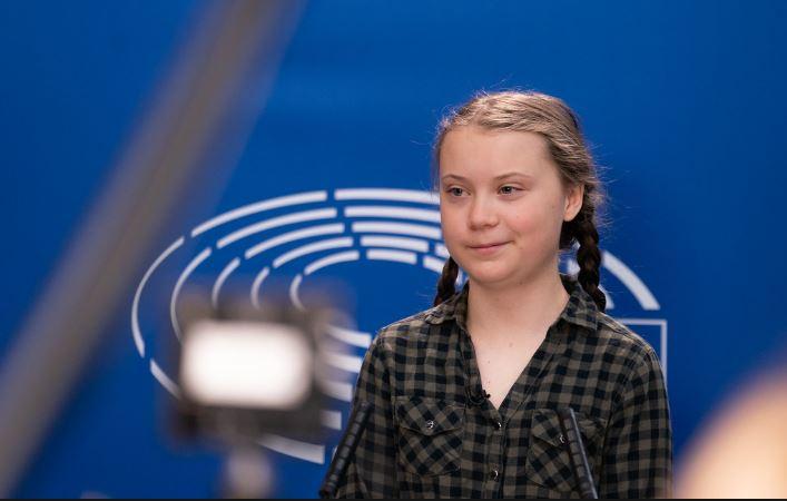 greta europaparlamentet