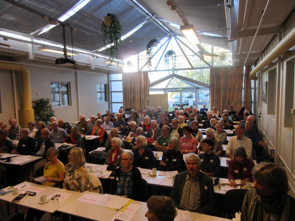 landsmøte forsamling