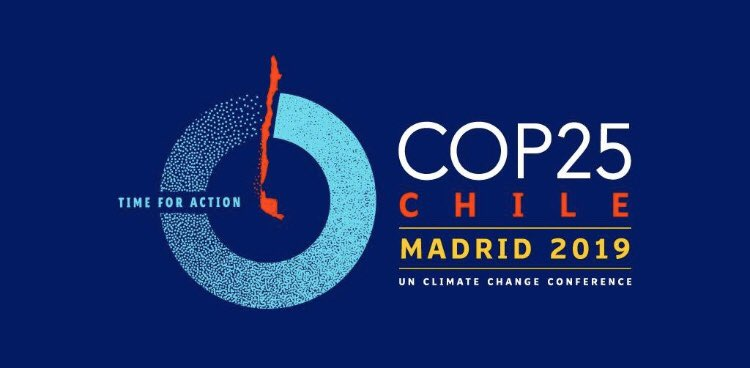 COP25 logo madrid