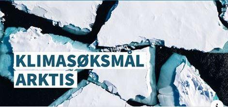 klimasøksmål arktis isflak