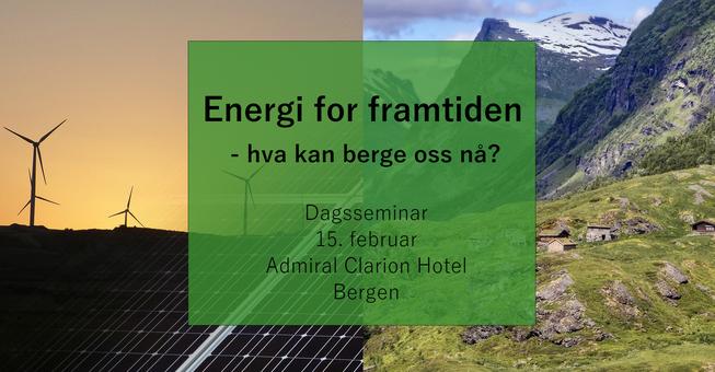 Energiseminar header