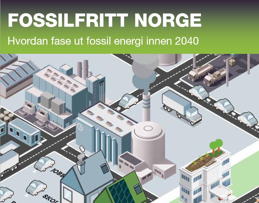 fossilfritt norge