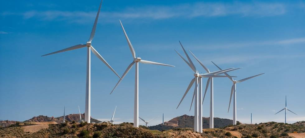 vindturbiner