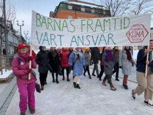 8 mars Tromsø
