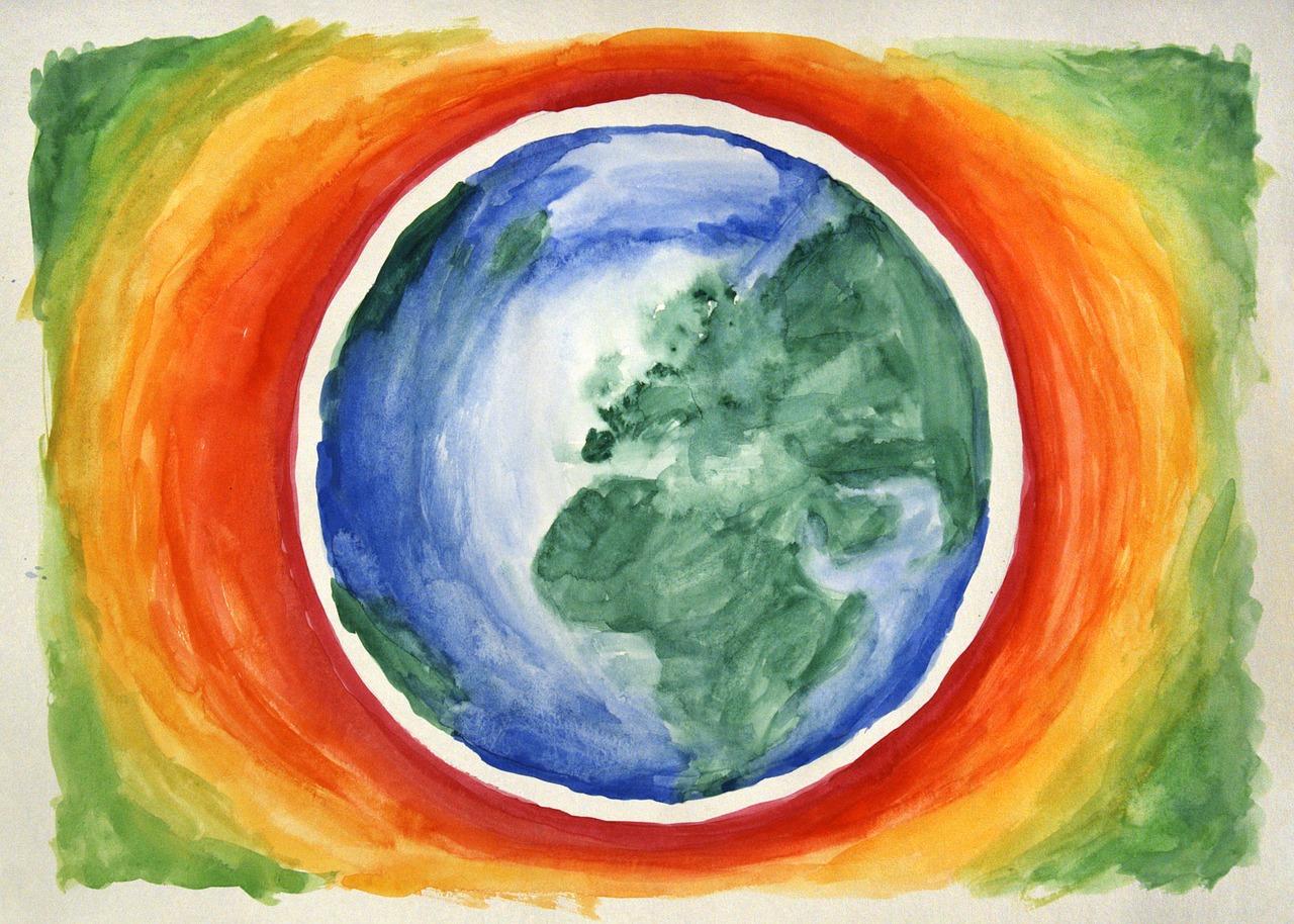 earth warming