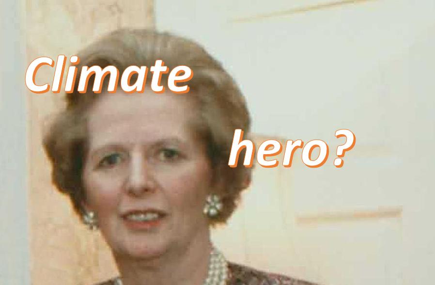 Climate hero