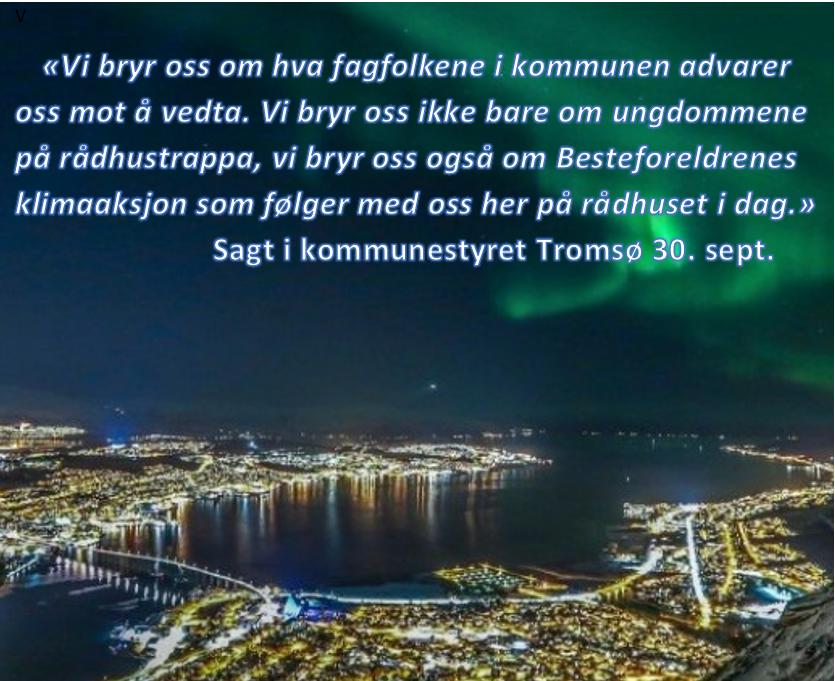 sagt tromsø 2