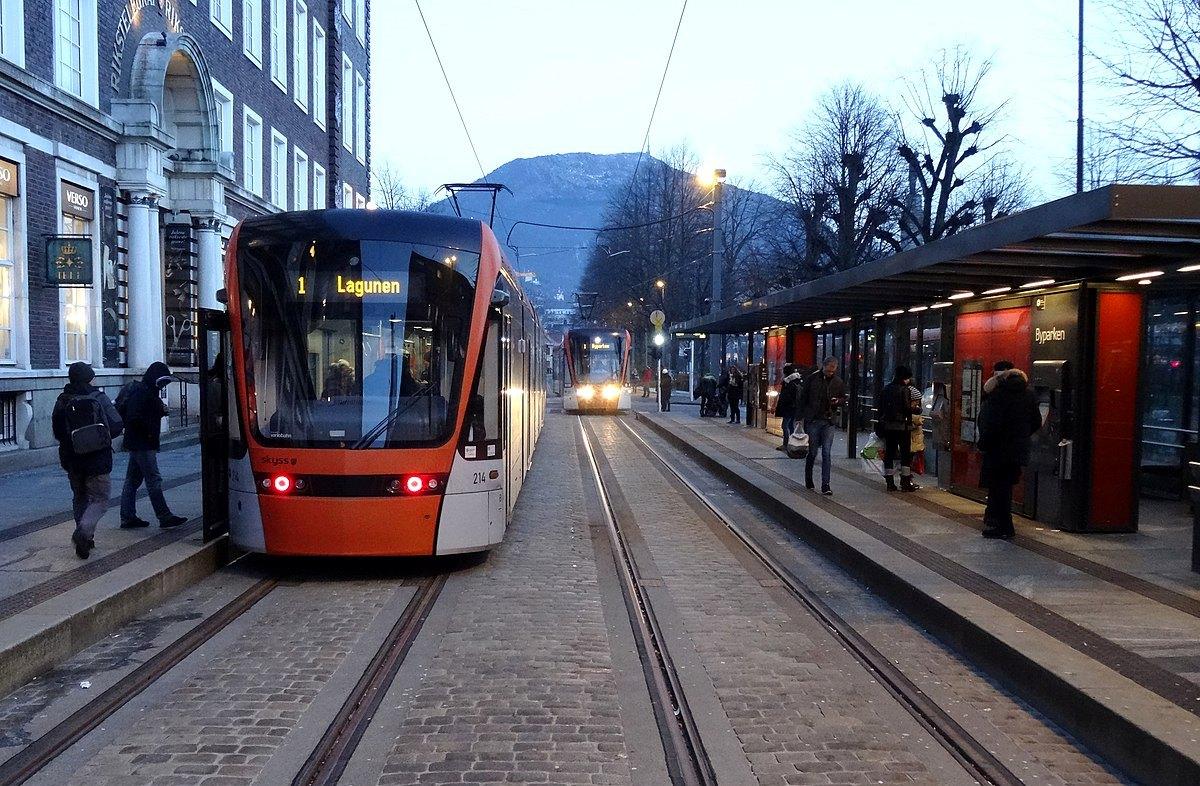 Bybanen_Bergen