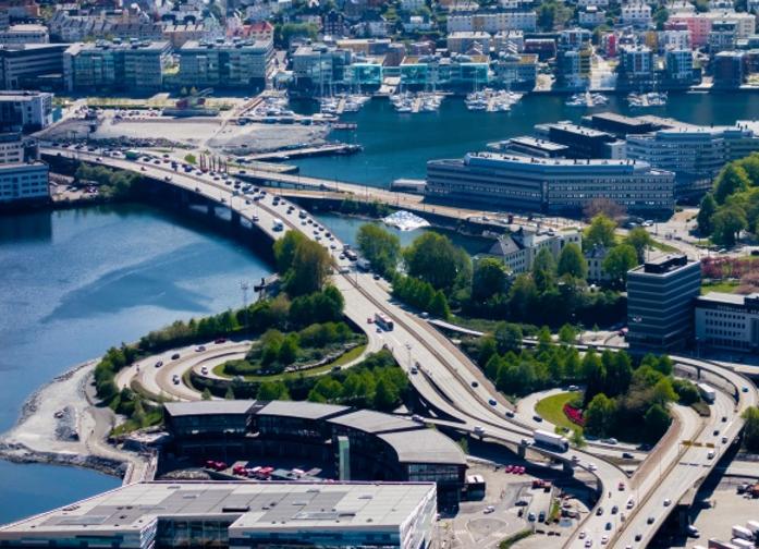 Bergen trafikkmaskin
