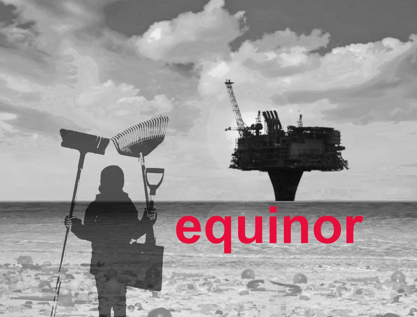 Julie og equinor