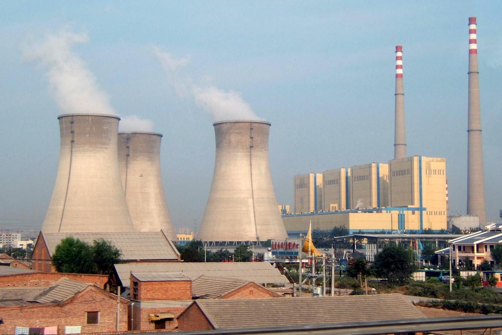 kina kraftverk